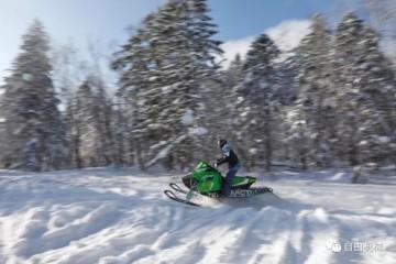没有轱辘的摩托更好玩体会深雪里的最佳舞者丨把玩