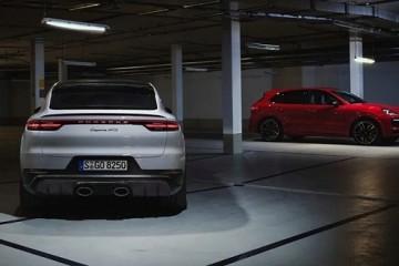 时捷为新款卡宴GTS换回了V8引擎,这才是GTS应有的配置   新车