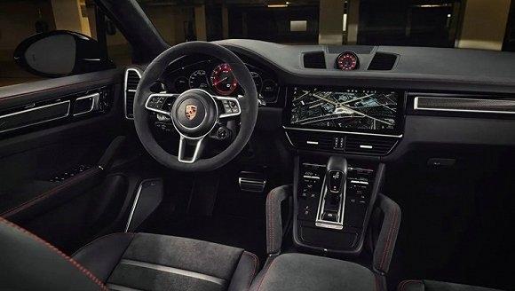 时捷为新款卡宴GTS换回了V8引擎,这才是GTS应有的配置 | 新车