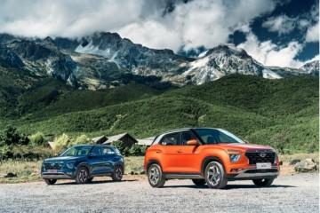 乘风破浪 新一代ix25实力挑战小型SUV市场
