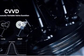 CVVD技术加持 第五代途胜L动力性能全面升级