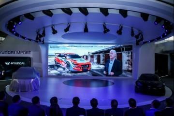 HSMART+未来技术愿景推动现代汽车重塑价值 全球首发高性能电动车RM20e打破想象边界