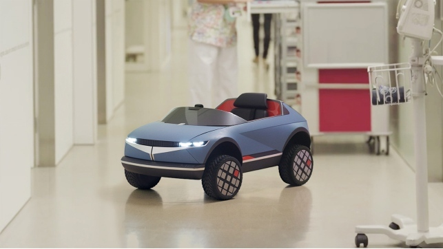 当代汽车集团产品研发儿童挪动出行车辆LittleBige-Motion