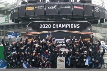 以赛促研反哺民用WRC两连冠让现代N品牌成高性能阵营新宠